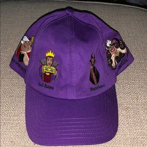 Disney villains hat